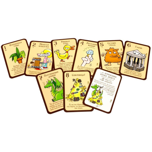 Настольная игра HOBBYWORLD Манчкин. Тайная Добыча (арт.1419)