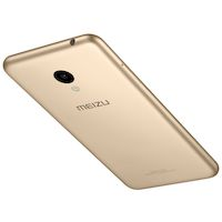 Смартфон MEIZU M5 16Gb золотой