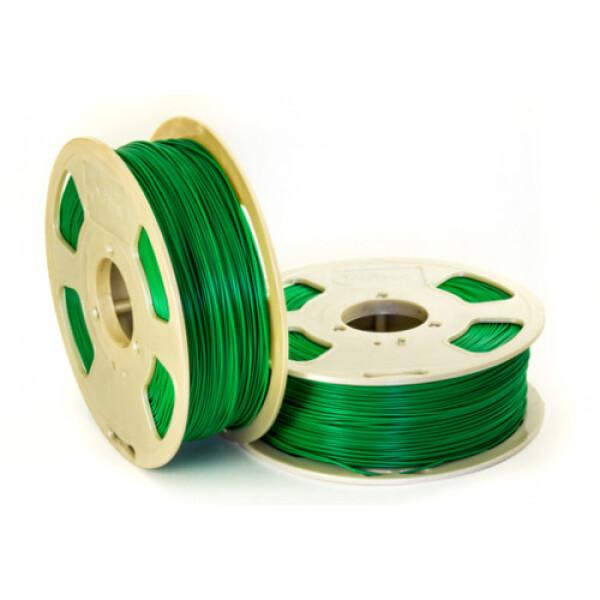Пластиковая нить U3Print GF ABS 1,75 мм зеленый