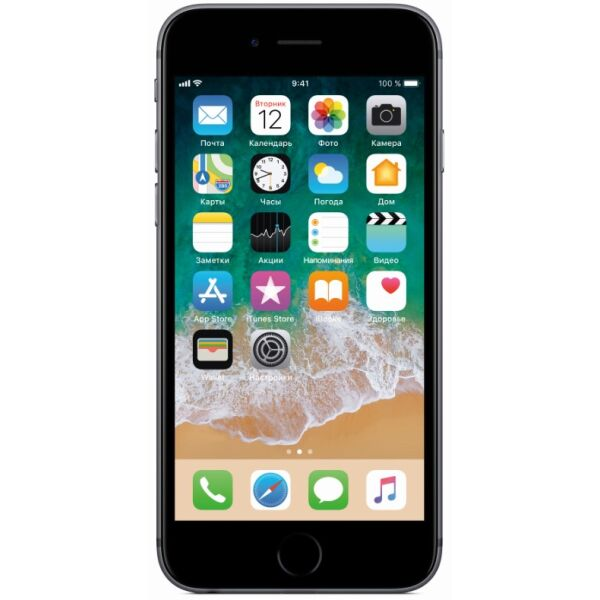 Смартфон APPLE iPhone 6s 32GB Space Grey