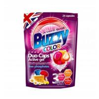 270x270-Капсулы для стирки BUZZY Duo Caps color 24 шт