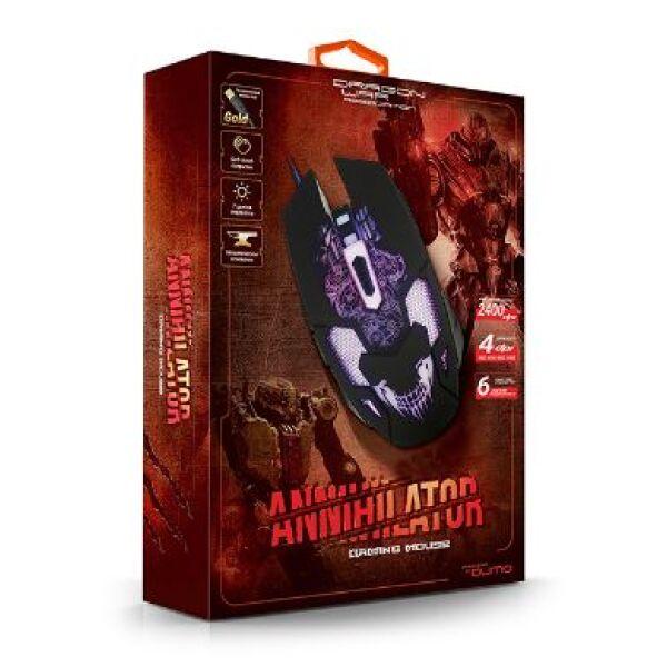 Мышь QUMO Annihilator M04