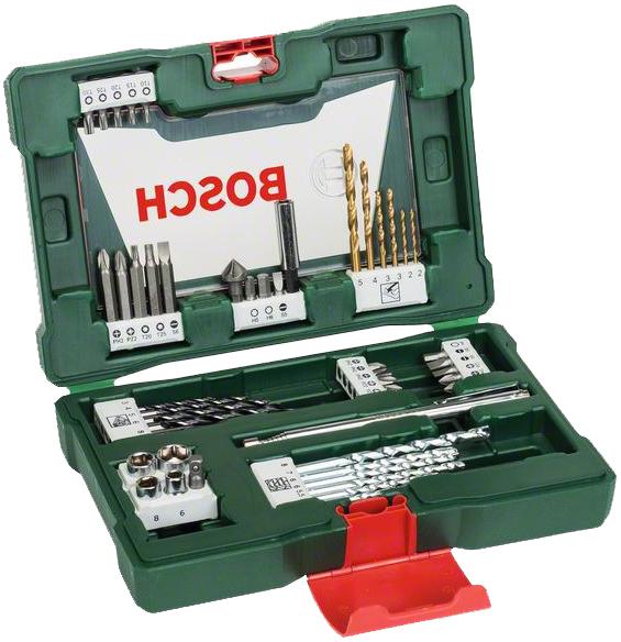 Набор оснастки Bosch V-Line Titanium 2.607.017.314