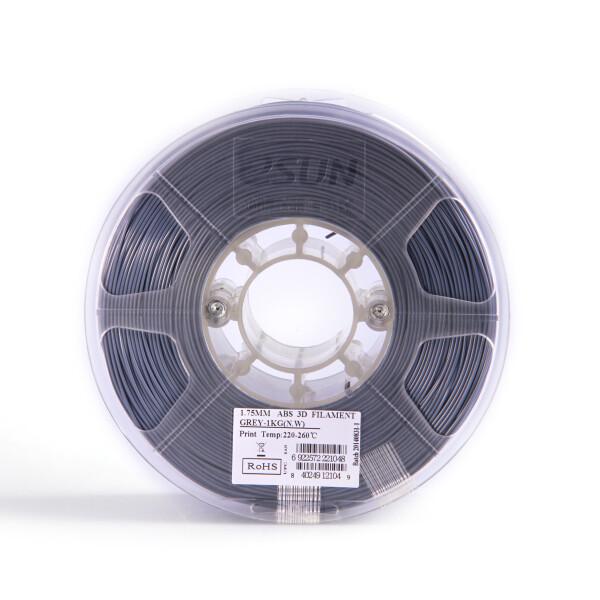 Пластиковая нить ESUN ABS 1.75 мм grey