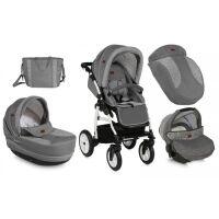 270x270-Детская коляска Lorelli Kara 3 в 1 Grey (10021041763)
