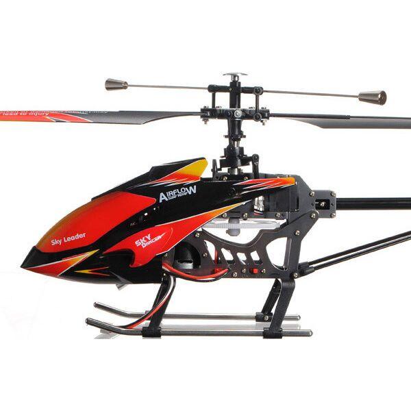 Вертолет GINZZU WL Toys V913 TH-4052