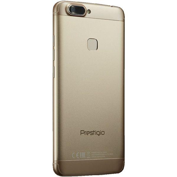 Смартфон Prestigio PSP7572DUO (золотой)