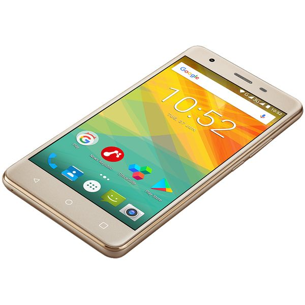 Смартфон Prestigio Muze H3 Gold (PSP3552DUOGOLD)