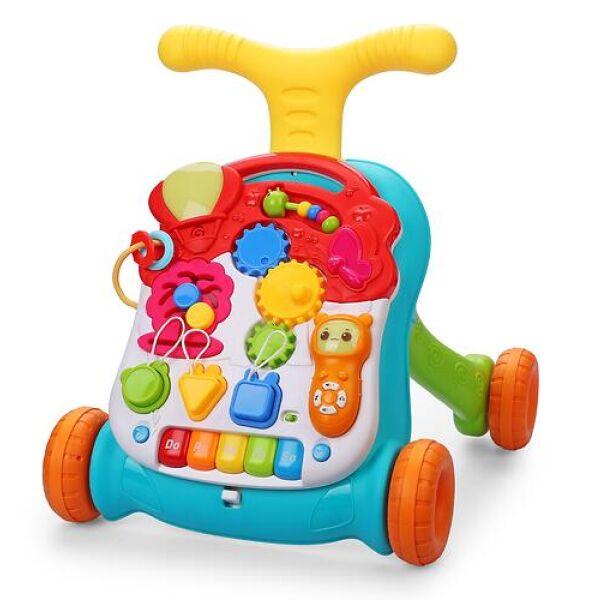 Ходунки-каталка Happy Baby Sprinter