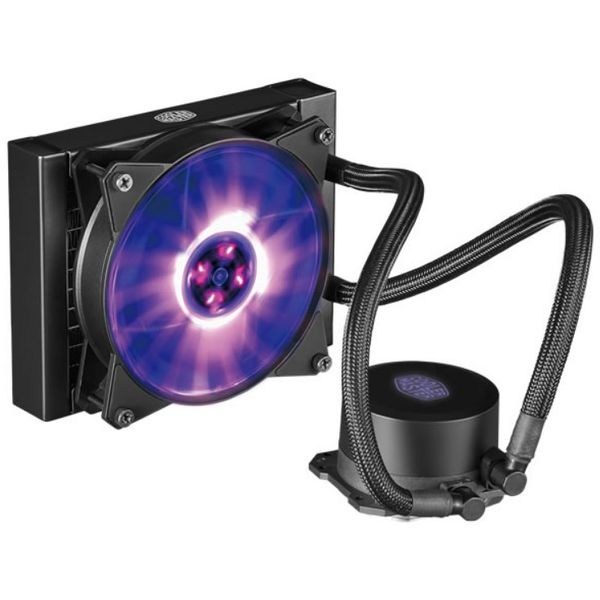 Кулер для процессора Cooler Master MasterLiquid ML120L RGB MLW-D12M-A20PC-R1