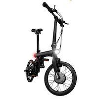 Электровелосипед XIAOMI MiJia QiCycle Folding Electric Bike Black