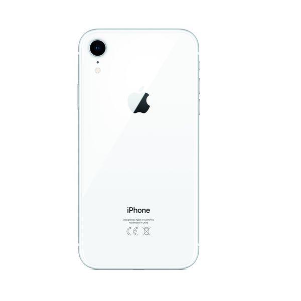 Смартфон APPLE iPhone XR 64GB White (MRY52FS/A)