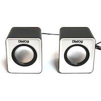 270x270-Акустическая система DIALOG Colibri AC-02UP Black-White