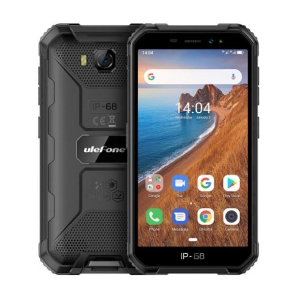 Смартфон Ulefone Armor X6 (Black)