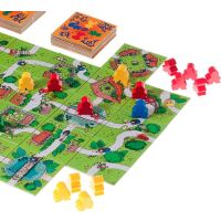 Настольная игра Hobby World Дети Каркассона