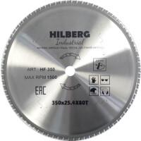 Пильный диск Hilberg HF350 350*25,4*80Т
