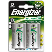 270x270-Аккумуляторы Energizer Rech Power Plus D 2500mAh 2 шт.
