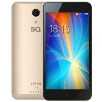 Смартфон BQ Strike LTE Золотой Шлифованный (BQ-5044)