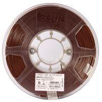 270x270-Пластиковая нить ESUN ABS 1.75 мм brown