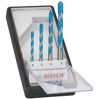 270x270-Набор сверл Bosch Multi Construction 2607010521