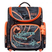 270x270-Рюкзак Orange Bear SI-21 (черный)