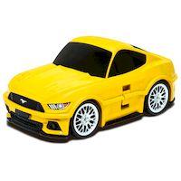 270x270-Детский чемодан RIDAZ Ford Mustang GT (желтый)