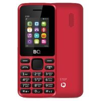 270x270-Мобильный телефон BQ-Mobile BQM-1830 Step Красный