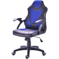 270x270-Кресло Mio Tesoro Пабло X-2756 (черный/синий)