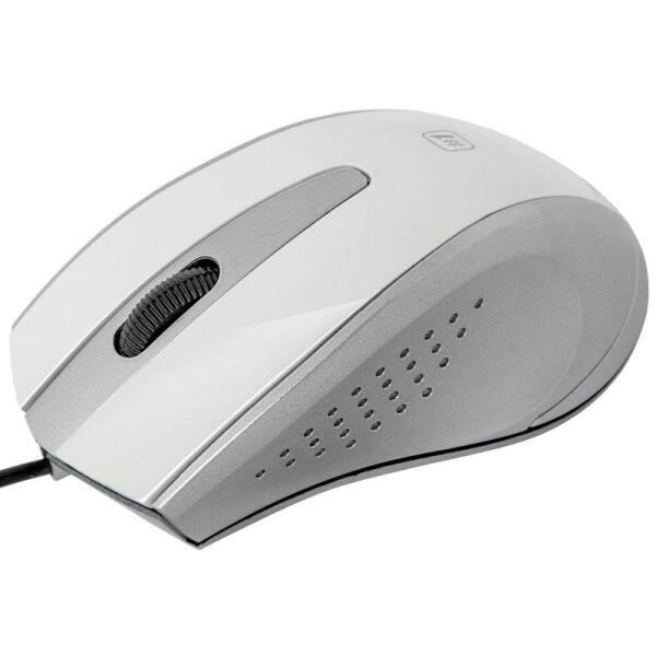 Мышь Defender MM-920 белый+серый