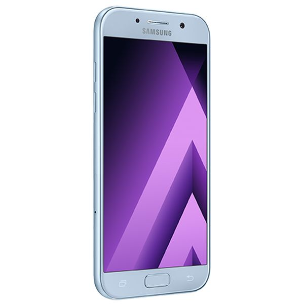 Смартфон SAMSUNG Galaxy A7 2017 Blue (SM-A720FZBDSER)