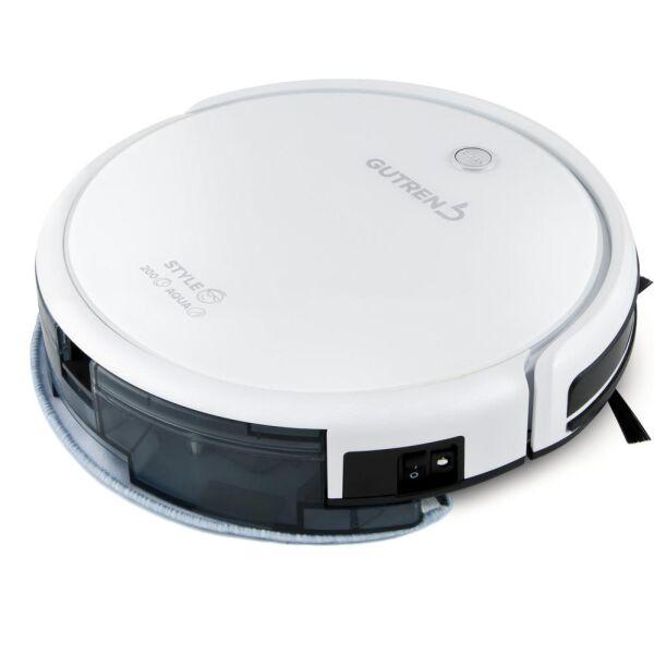 Робот-пылесос GUTREND G200W Style белый