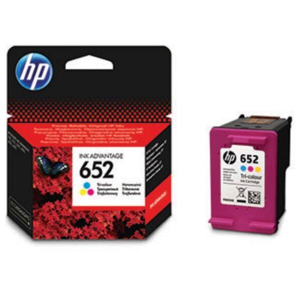 Картридж HP 652 Tri-colour F6V24AE
