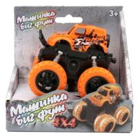 Машинка Funky Toys 4х4 инерционная 60004
