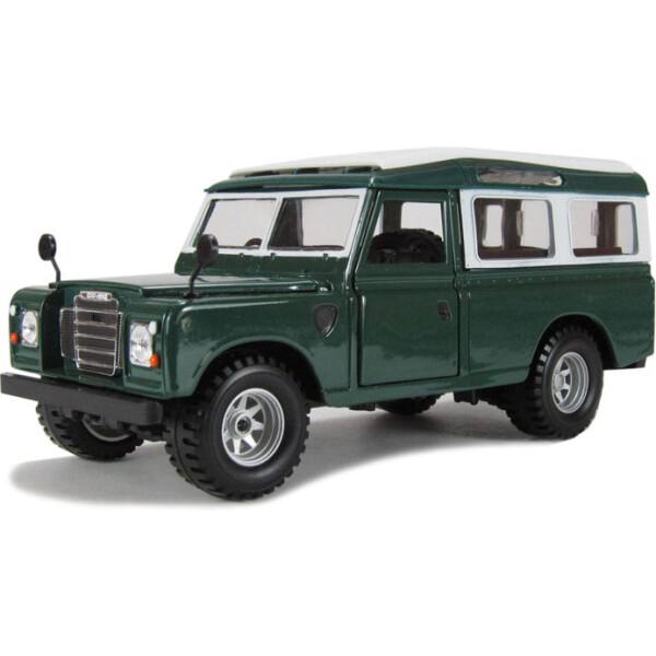 Модель автомобиля BBURAGO 1:24 - Лэнд Ровер (18-22063)
