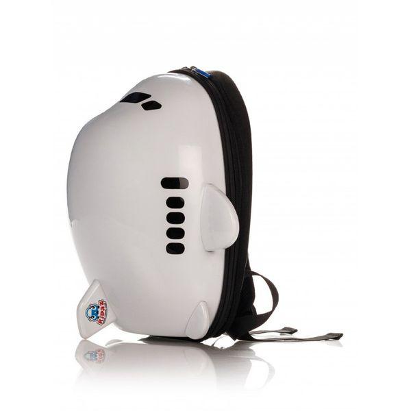 Детский рюкзак RIDAZ Aeroplane (белый)