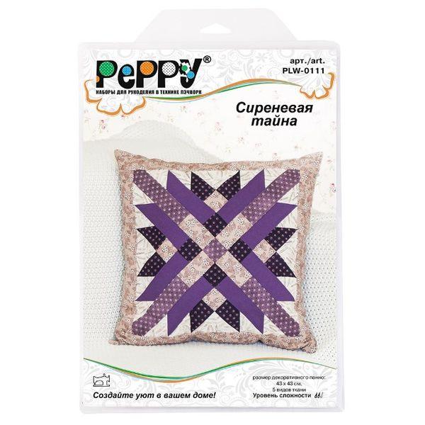 Набор по рукоделию PEPPY PLW-0111 Сиреневая тайна