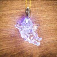 270x270-Елочная игрушка Neon-night Ангел (501-090)