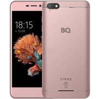 Смартфон BQ Strike Power 4G Розовое Золото (BQ-5037)