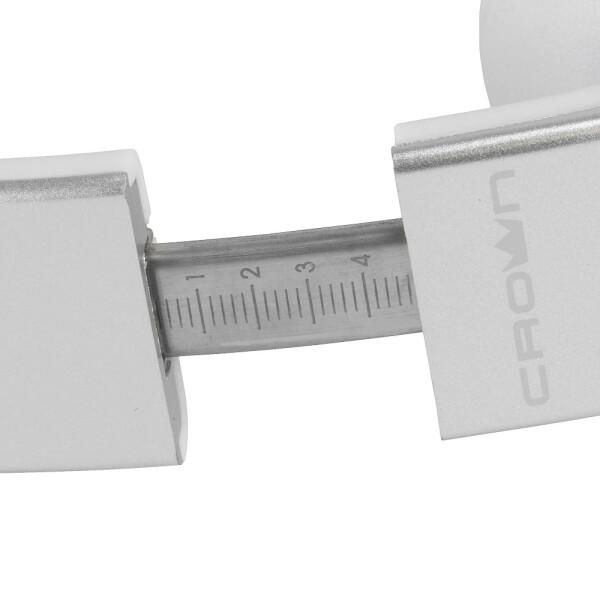 Наушники CrownMicro CMBH-9320 (серебристый)