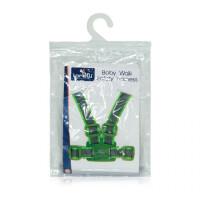 270x270-Ходунки LORELLI текстильные (зеленый/серый)