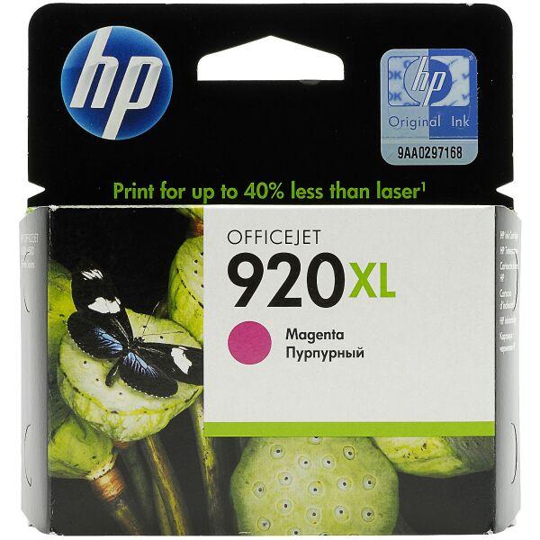 Картридж HP CD973AE №920XL Magenta