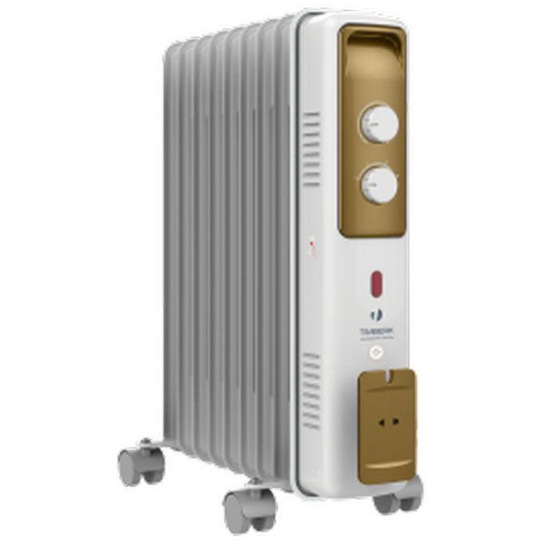 Радиатор маслонаполненный электрический Timberk TOR 21.1809 BCX i