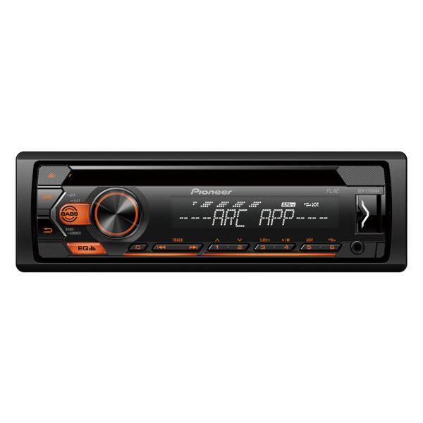 CD/MP3-магнитола Pioneer DEH-S120UBA