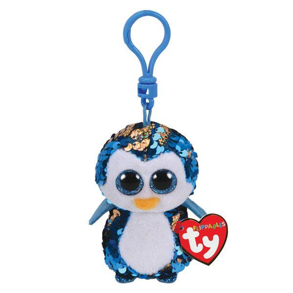 Мягкая игрушка TY INC Flippables Пингвин Payton (35302)