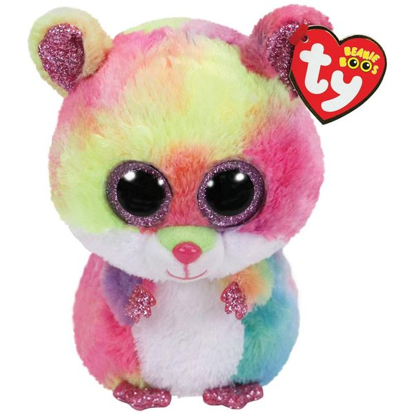 Мягкая игрушка TY INC Хомячок Rodney (36214)
