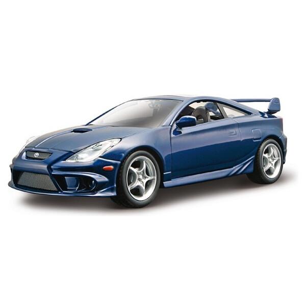 Модель автомобиля BBURAGO 1:24 - Тойота Селика GT-S (18-22089)
