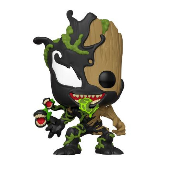 "Фигурка Funko POP! Bobble: Marvel: Marvel Venom S3: 10"" Groot"
