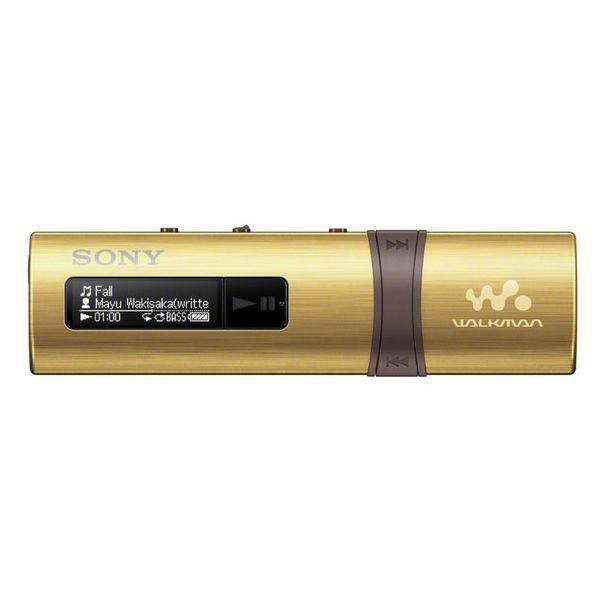 Mp3-плеер SONY NWZ-B183F, gold
