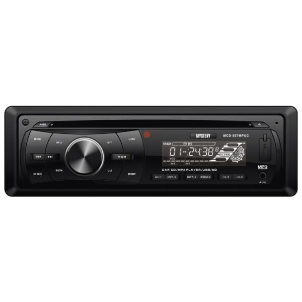 Автомагнитола CD/MP3 MYSTERY MCD-557MPUC