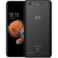 Смартфон BQ Strike Power 4G Черный (BQ-5037)